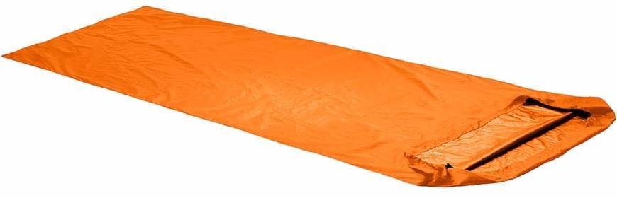 Ortovox Bivy Single Lightweight Survival Bag 72 x 230 cm Orange