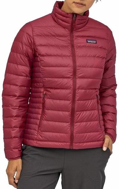 Patagonia Down Sweater Women's Insulated Jacket UK 12 Roamer Red