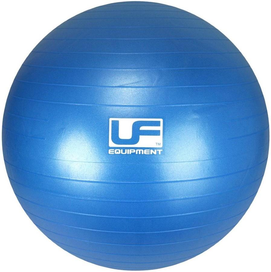Urban Fitness Equipment 500KG Burst-Resistant Balance Ball, M Blue