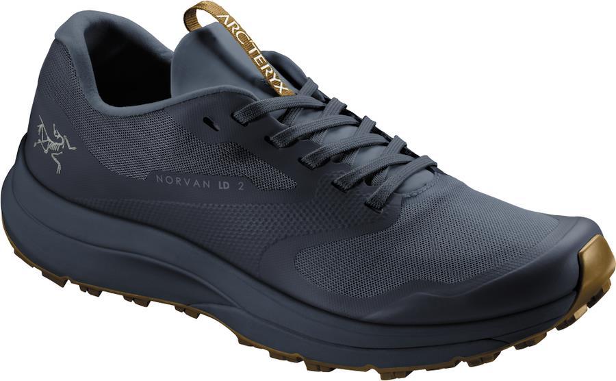 Arcteryx Norvan LD 2 Trail Running Shoes, UK 8.5 Exosphere/Yukon