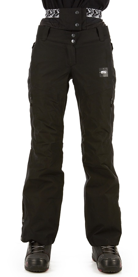 Picture Exa Women's Ski/Snowboard Pants, M Black