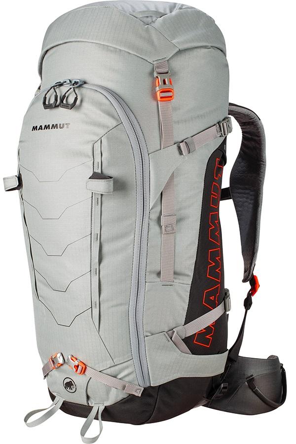 Mammut Adult Unisex Trion Spine 50 Hiking/Trekking Backpack, 50l Granit/Black