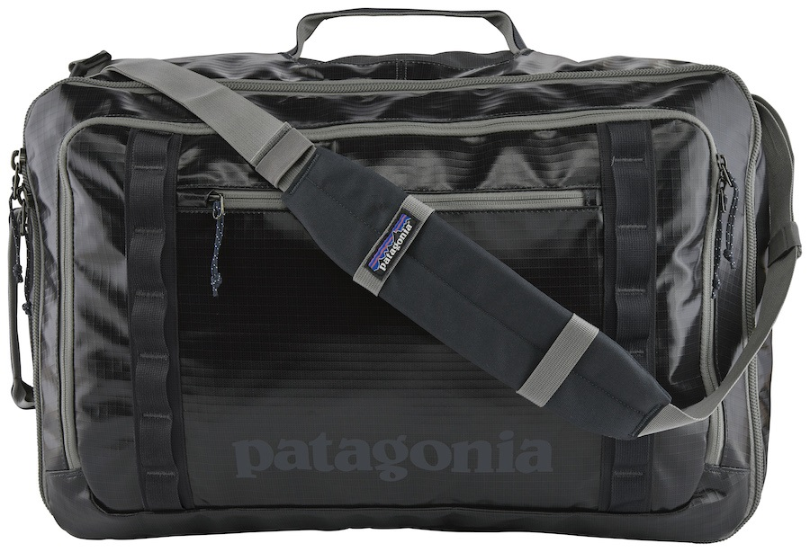 Patagonia Black Hole Mlc Convertible Briefcase/Backpack, 45l Grey