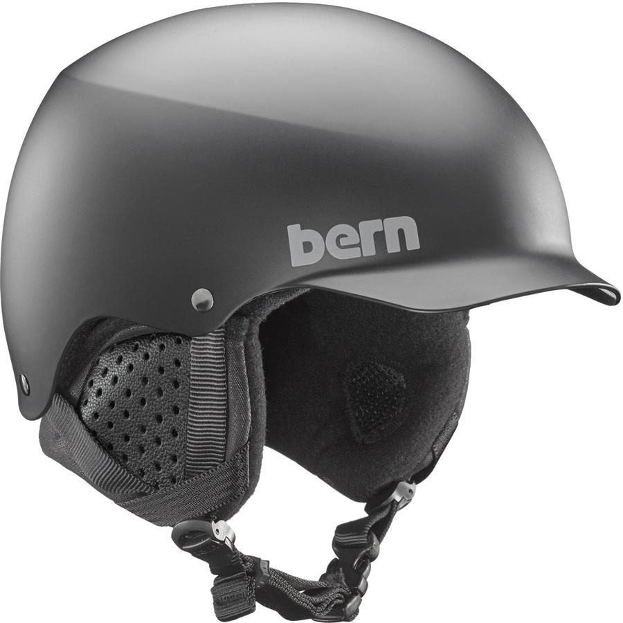 Bern Baker EPS MIPS Snowboard/Ski Helmet S Matte Black