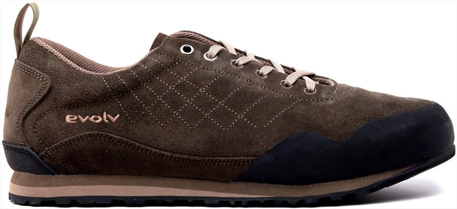 Evolv Zender Approach Shoes, UK 10.5 Olive