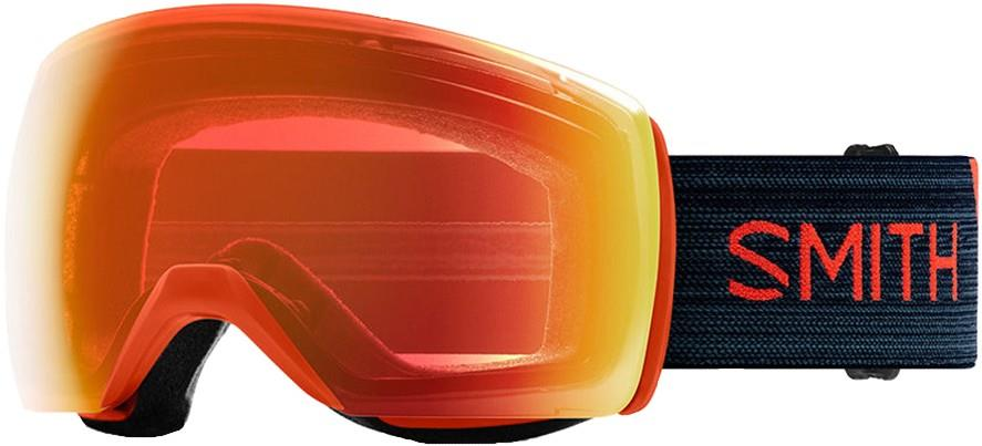 Smith Adult Unisex Skyline Xl Red Rock, Cp Everyday Red Snowboard/Ski Goggles, L