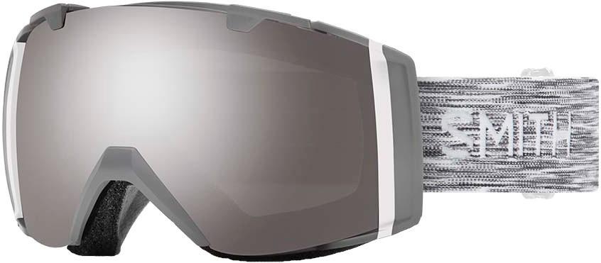Smith I/O CP Sun Platnium Snowboard/Ski Goggles, M/L Cloudgrey