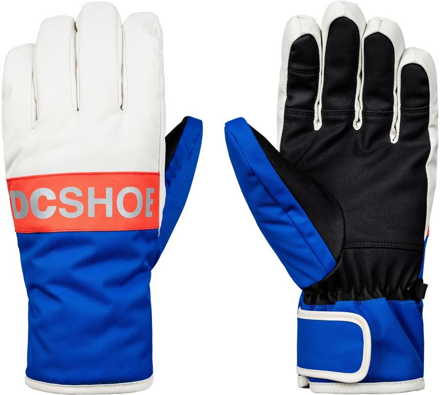 DC Franchise Ski/Snowboard Gloves, S Surf The Web