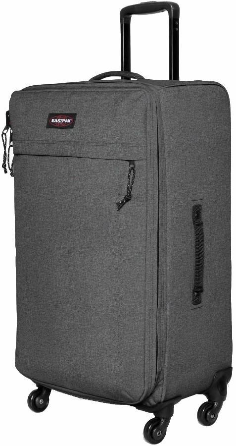 Eastpak Traf'ik 4 L Wheeled Bag/Suitcase, 99L Black Denim