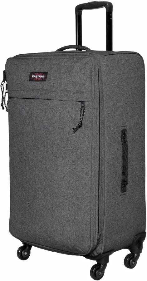 Eastpak Traf'ik 4 M Wheeled Bag/Suitcase, 72L Black Denim