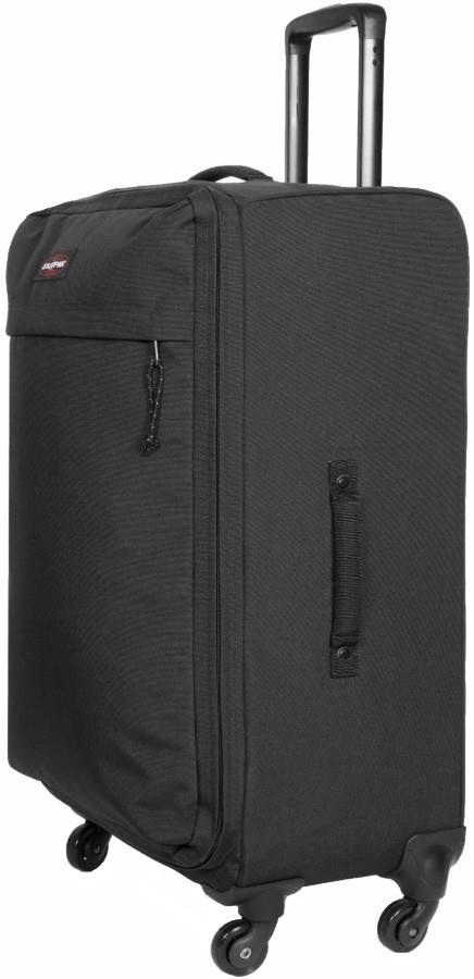 Eastpak Traf'ik 4 L Wheeled Bag/Suitcase, 99L Black