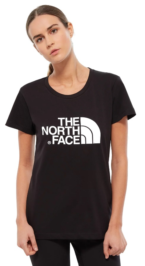The North Face Short Sleeve Easy Women's T-shirt UK 12 TNF Black