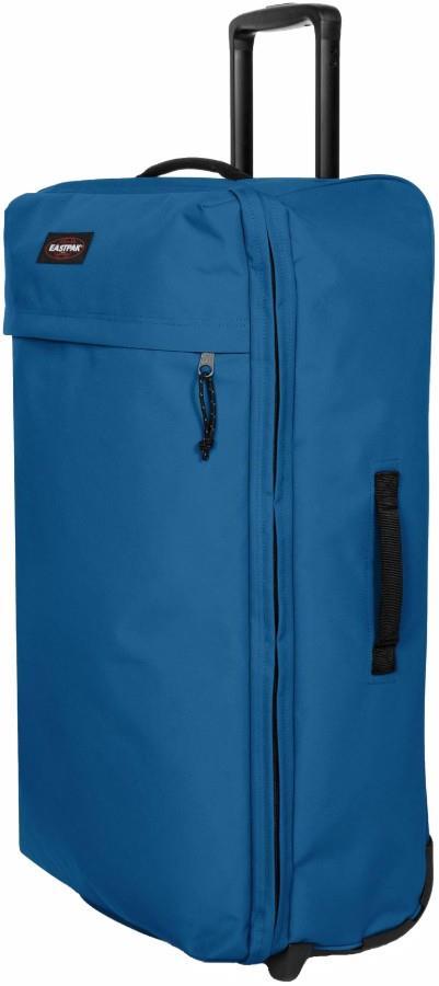 Eastpak Traf'ik Light L Wheeled Bag/Suitcase, 101L Urban Blue