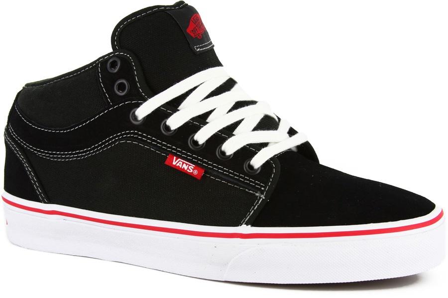 Vans Chukka Mid Top Skate Shoe, UK 12