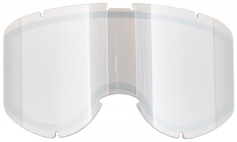 Sandbox Downflat Snowboard/Ski Goggle Spare Lens Silver Chrome