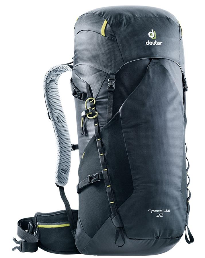 Deuter Speed Lite 32L Ultralight Backpack, 32L Black