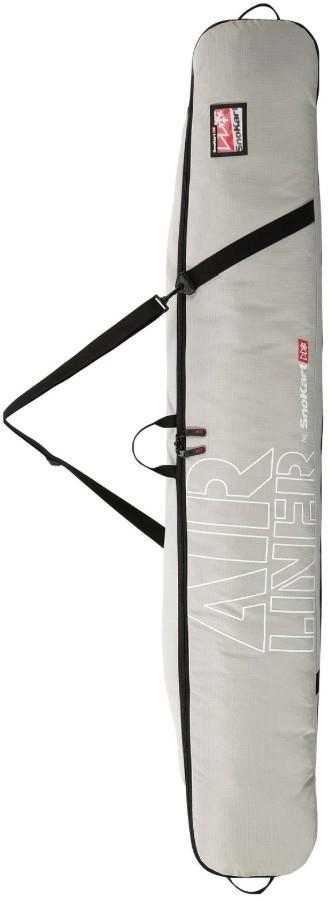 SnoKart Snowboard Airliner Snowboard Liner Bag 170cm Grey
