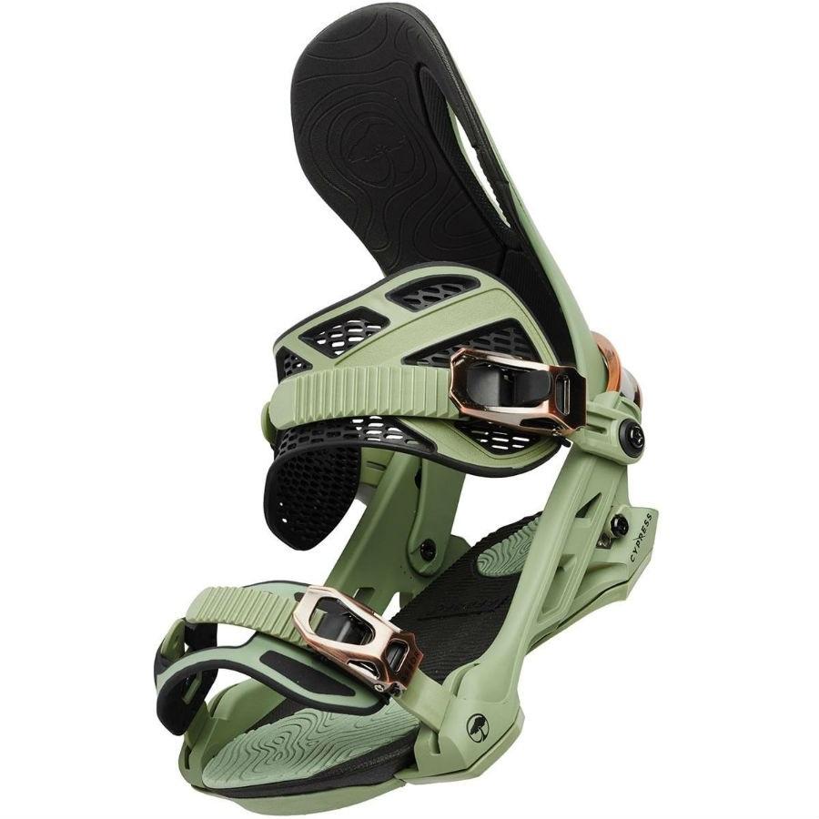 Arbor Adult Unisex Cypress Snowboard Bindings, M/L Surplus 2020