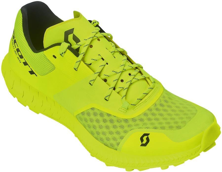 Scott Kinabalu RC 2.0 Men's Trail Running Shoes, UK 11 Yellow