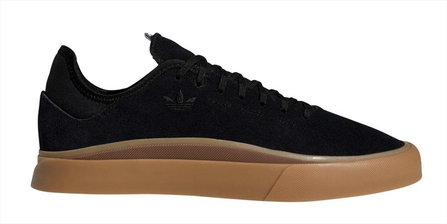 bostezando empujar letra  Adidas Sabalo Men's Trainers Skate Shoes, UK 8 Core Black/Gum