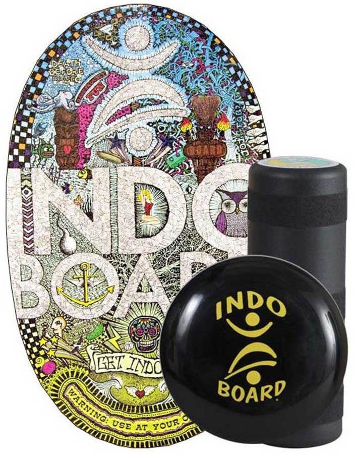 Indo Board Original Balance Training Pack, Doodle