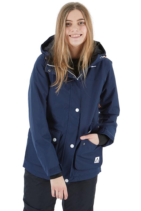 Wearcolour Ida Women's Ski/Snowboard Jacket M Blue Iris