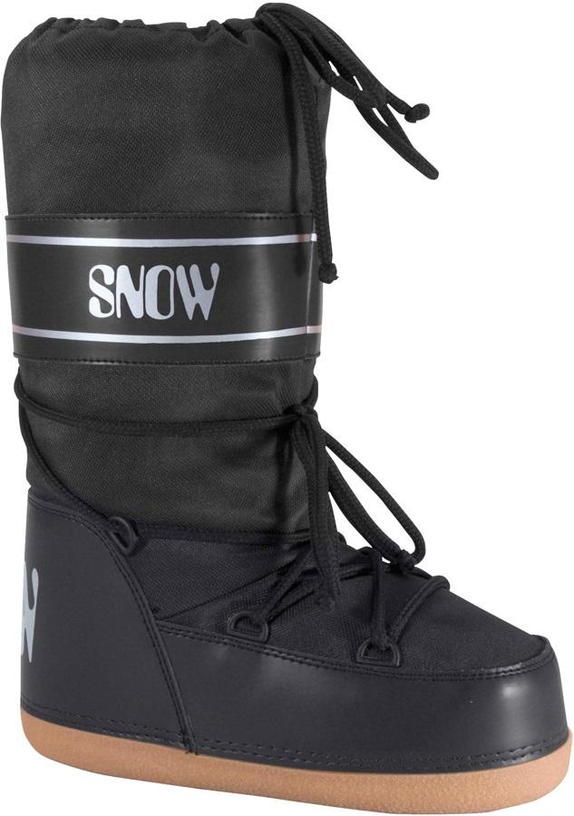 Manbi Space Snow Boots UK Child 11-12 (EU 29-31) Black