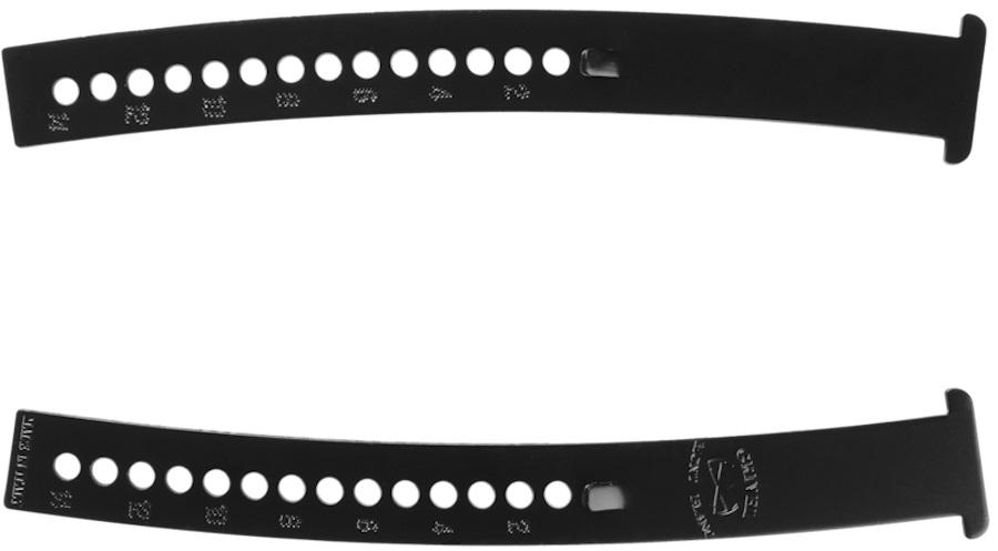Grivel Valter Extension Bar Standard Crampon Accessory Rail, Black