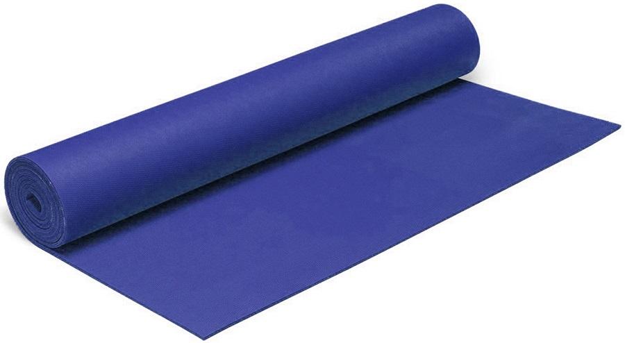 Myga Back To Basics Entry Level Yoga Mat, 4mm Royal Blue