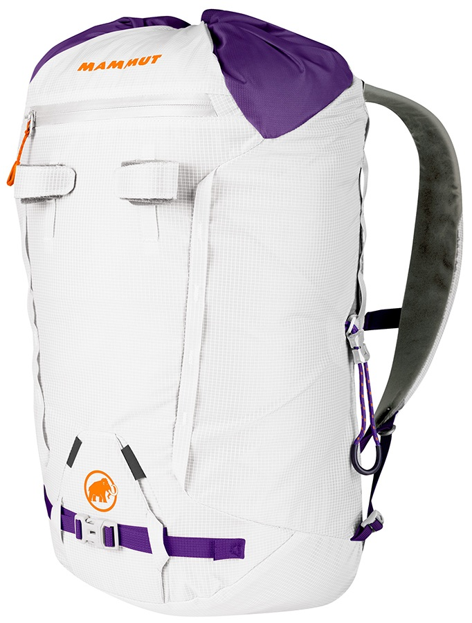 Mammut Adult Unisex Trion Nordwand 20 Climbing Backpack, 20l White/Dawn