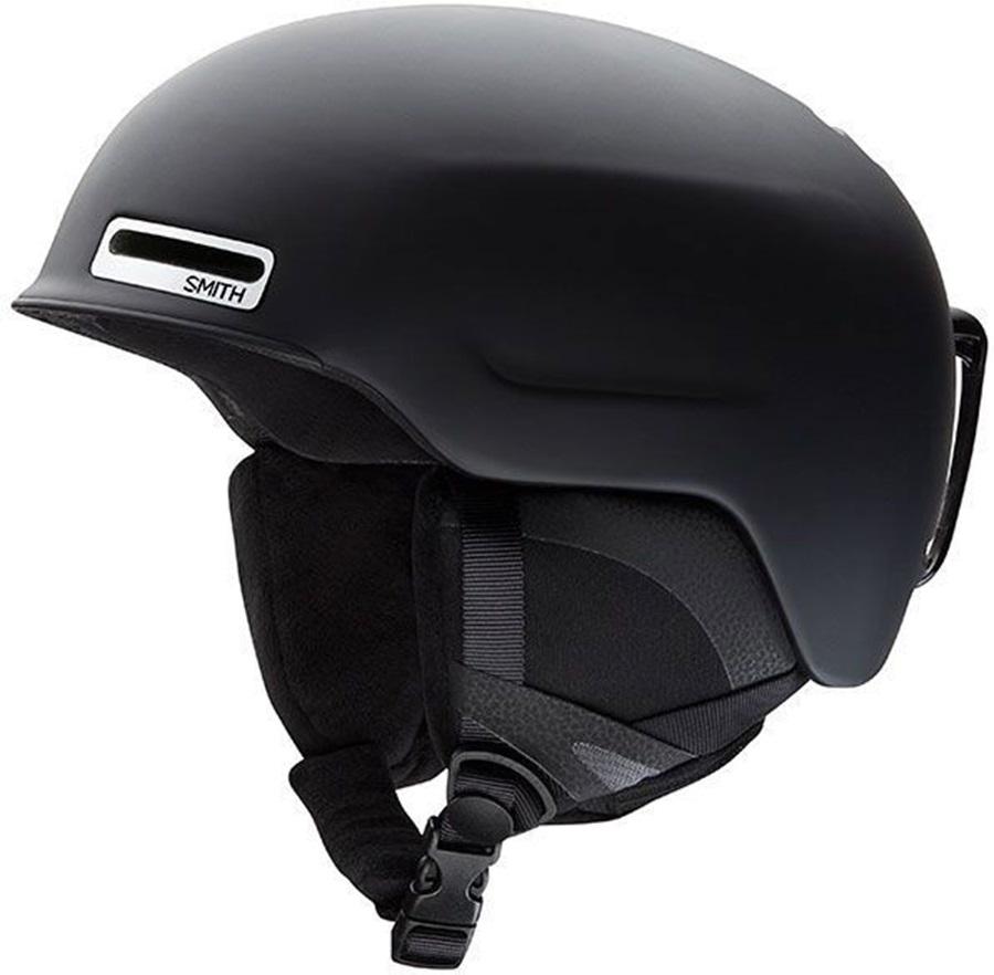 Smith Maze MIPS Snowboard/Ski Helmet, L Matte Black