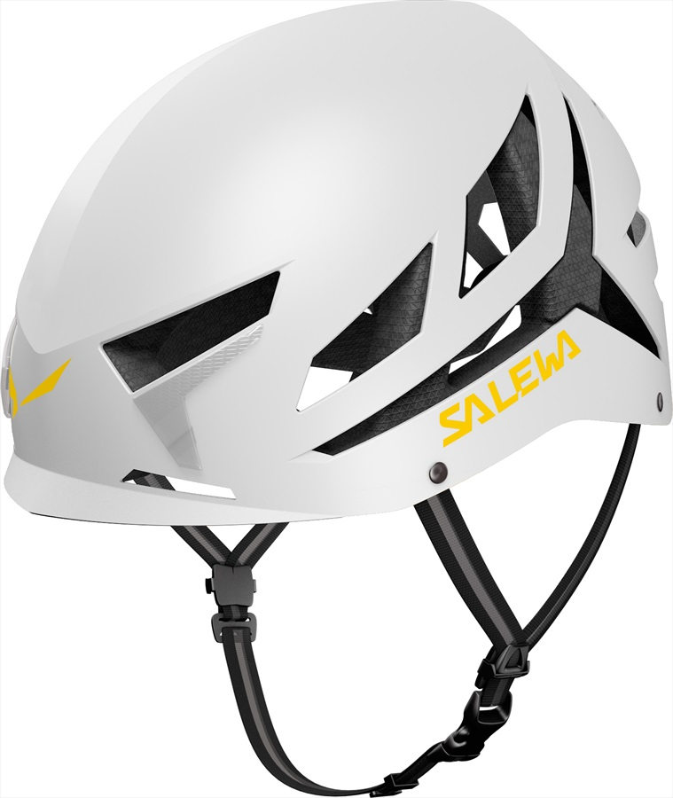 Salewa Vayu Rock Climbing Helmet L/XL White