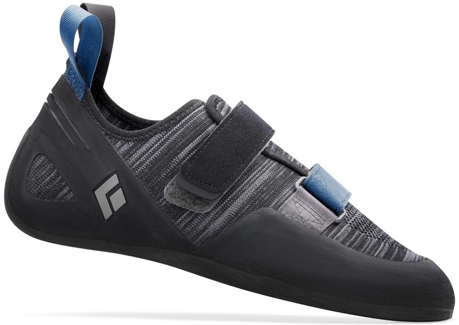 Black Diamond Momentum Rock Climbing Shoes, UK 7.5 | EU 41.5 Ash