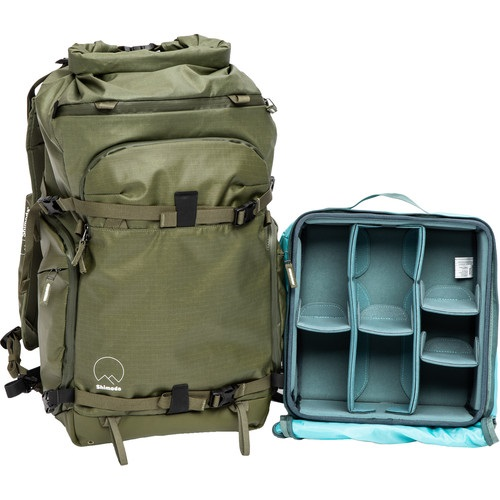 Shimoda Action X Starter Pack X30 Camera Backpack, 30L Army Green