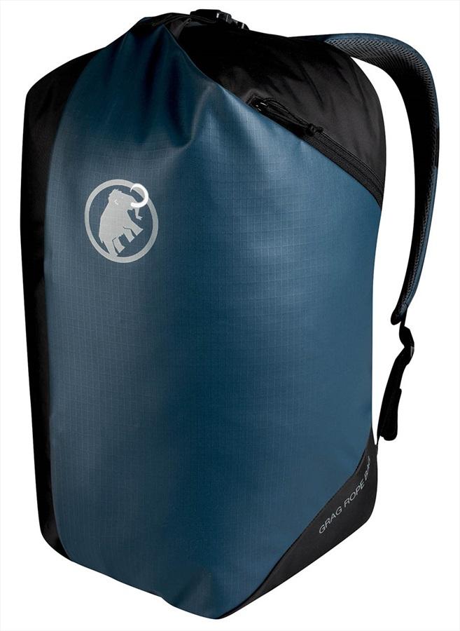 Mammut Crag Rope Bag Rock Climbing Gear Backpack, 33L Jay