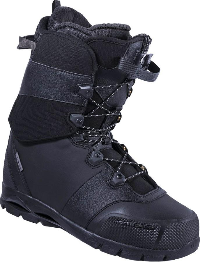Northwave Decade SL Snowboard Boots, UK 10.5 Black 2019