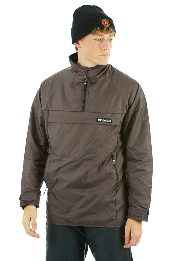 Buffalo Active Lite Shirt Technical All Weather Jacket S Bark