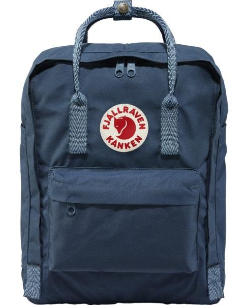 Fjallraven Kanken Day Pack/Backpack, 16L Royal Blue/Goose Eye