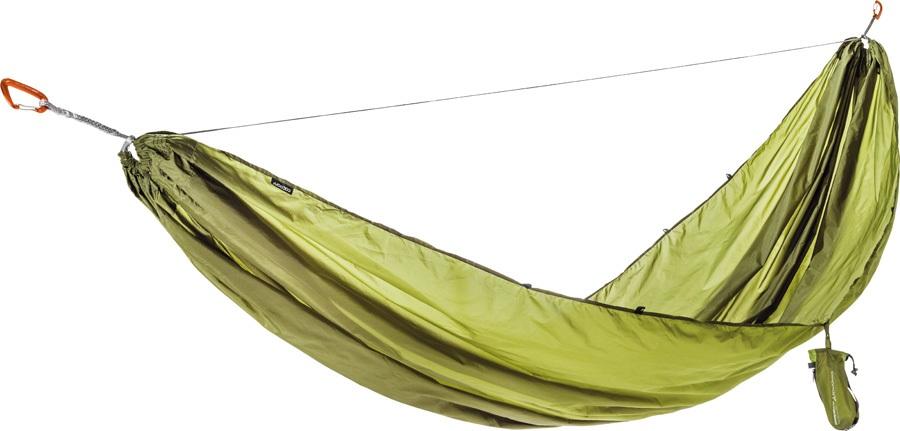Cocoon Ultralight Hammock Backpacking Hammock, Single Olive