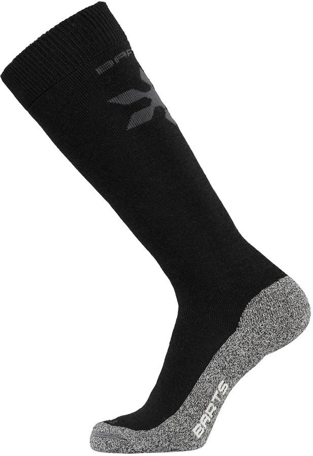 Barts Basic Ski/Snowboard Socks UK 2-5 Black
