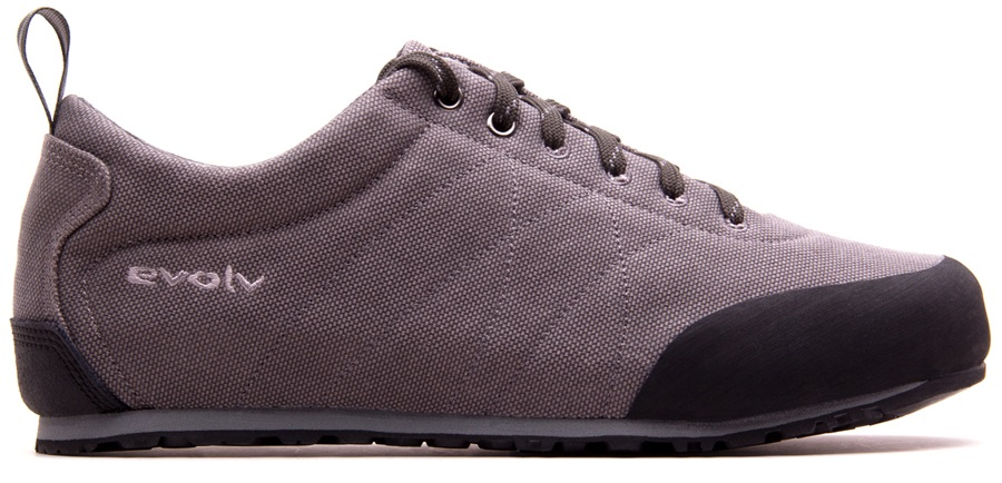 Evolv Cruzer Psyche Approach Shoes, UK 10.5 Granite