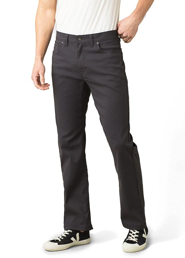 Prana Adult Unisex Brion Short Men's Rock Climbing Trousers, Xs Charcoal