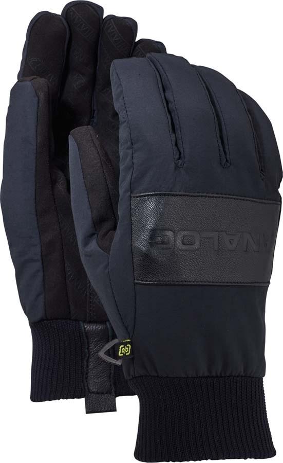 Analog Bartlett Ski/Snowboard Gloves, XS True Black