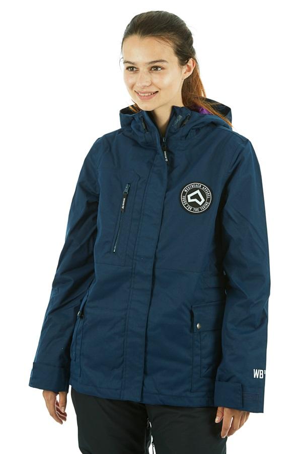 Westbeach Crush Women's Ski/Snowboard Jacket, S Ultramarine