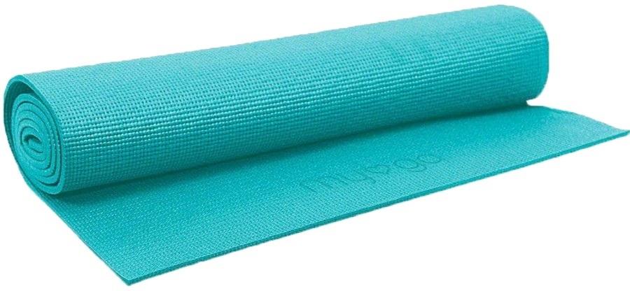 Myga Back To Basics Entry Level Yoga Mat, 4mm Turquoise