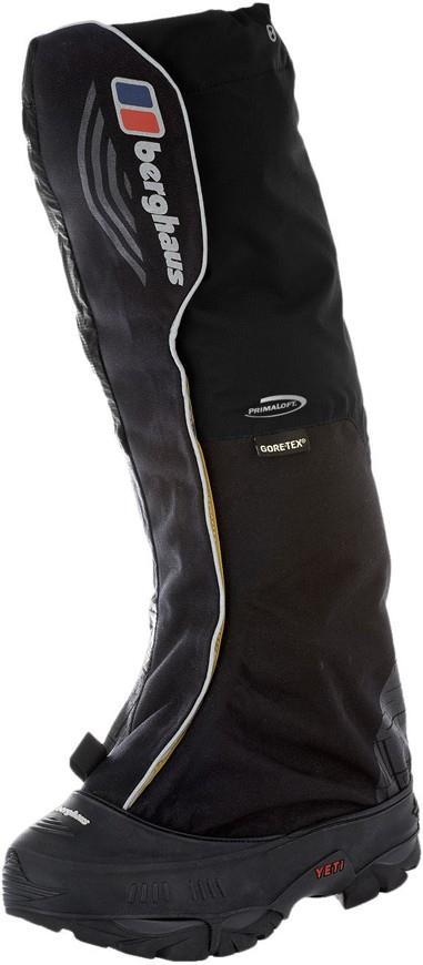 Berghaus Yeti Insulated III Mountaineering Boot Gaiter XS Black
