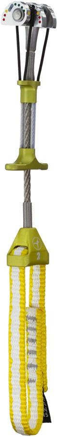 Metolius Ultralight Master Cam Rock Climbing Cam 2 Yellow