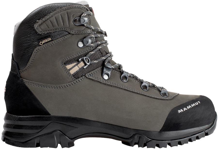 Mammut Trovat Advanced High GTX® Hiking Boots UK 11.5 Graphite/Taupe