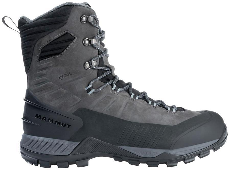 Mammut Mercury Pro High GTX Winter Hiking Boot, UK 7 Grey/Black