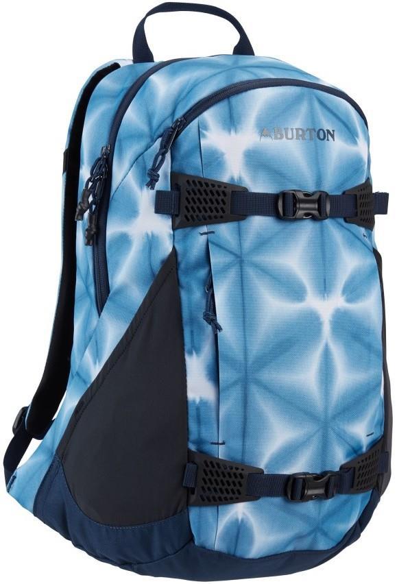Burton Womens Women's Day Hiker Snowboard Backpack, 25l Blue Dailola